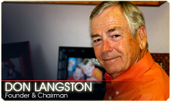 Don Langston - Founder & Chairman