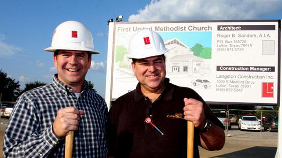 Client testimonials langston construction for Langston builders